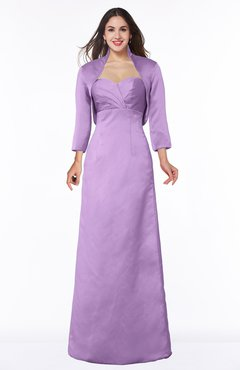 ColsBM Erica Begonia Traditional Criss-cross Straps Satin Floor Length Pick up Mother of the Bride Dresses