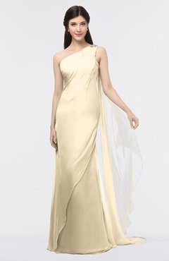ColsBM Helena Navajo Elegant Asymmetric Neckline Sleeveless Zip up Floor Length Bridesmaid Dresses
