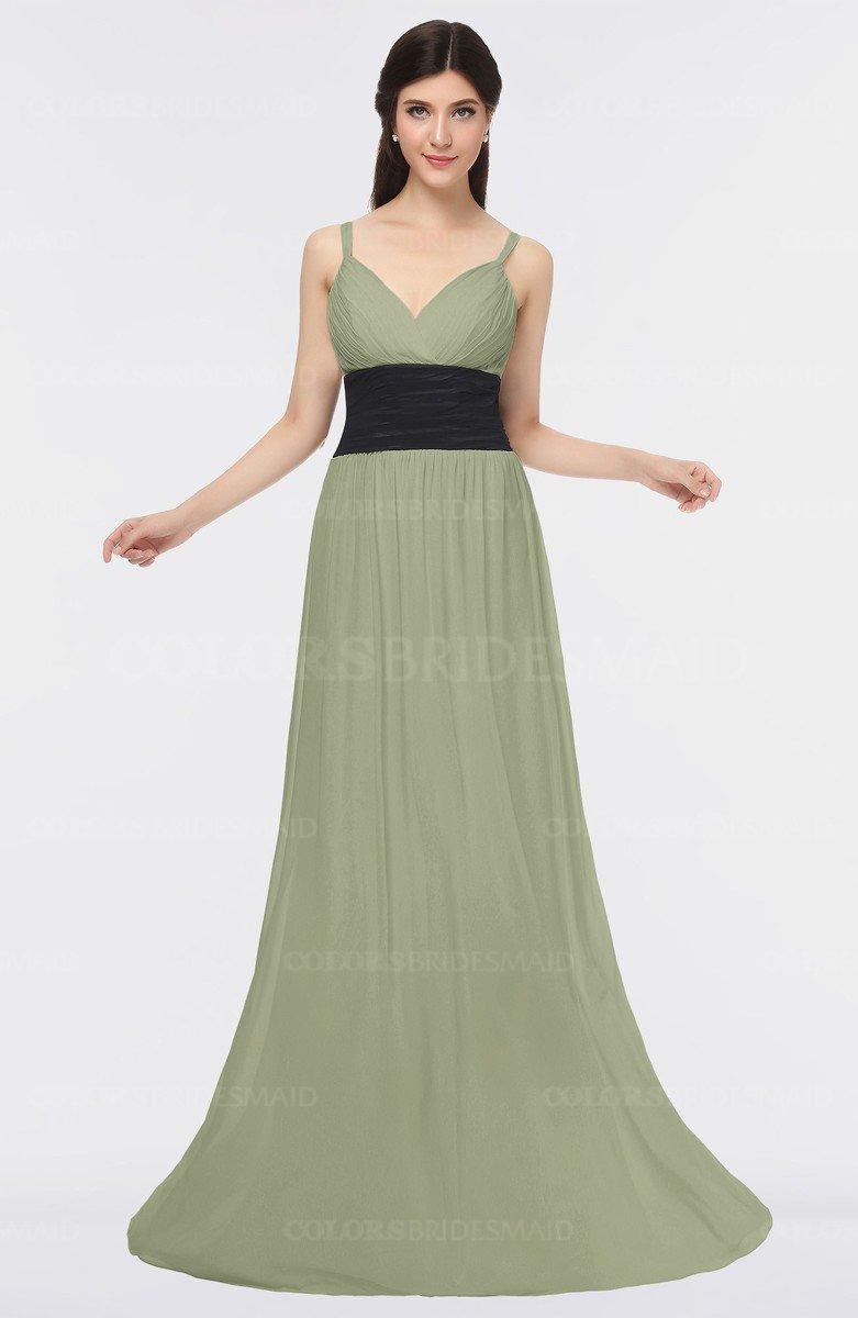 ColsBM Piper Moss Green Bridesmaid Dresses - ColorsBridesmaid
