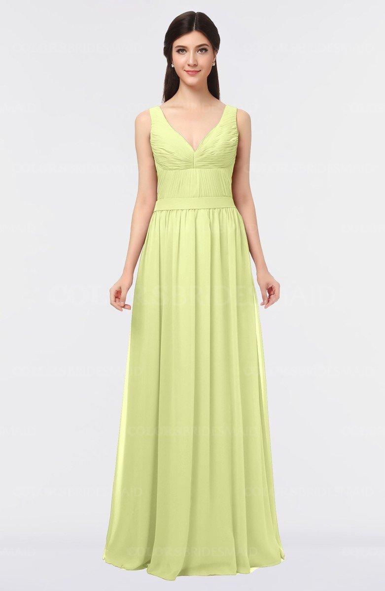 ColsBM Jimena Lime Green Bridesmaid Dresses - ColorsBridesmaid