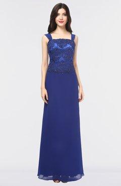 bridesmaid dresses sodalite blue