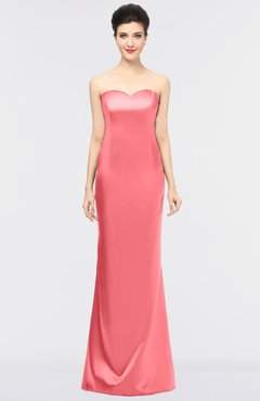 dd9f8fe45e4d ColsBM Reagan(109 colors). List Price: US$185.00. Special Offer: US$82.99.  3 Review(s) · ColsBM Brittany Hot Coral Elegant Mermaid Sleeveless Satin  Floor ...