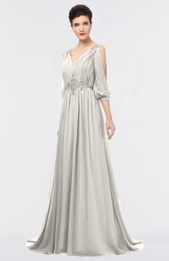 That Traditional White Wedding Dress Might Be Anything But So As More Brides Look To Non Variations From Off Colors Like Ivory Champagne And