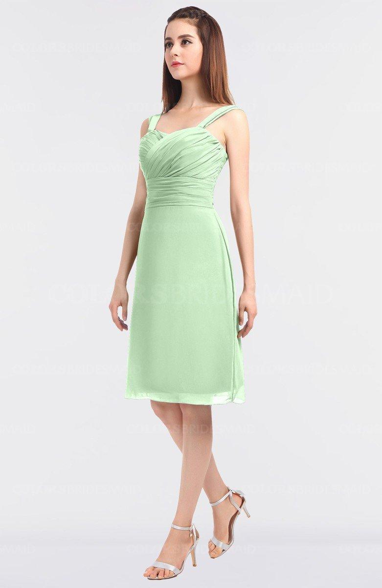 ColsBM Kyla Light Green Bridesmaid Dresses - ColorsBridesmaid