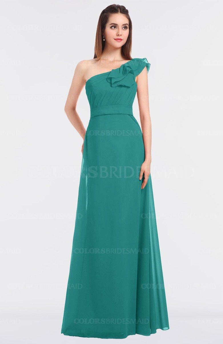 ColsBM Kelsey Emerald Green Bridesmaid Dresses - ColorsBridesmaid
