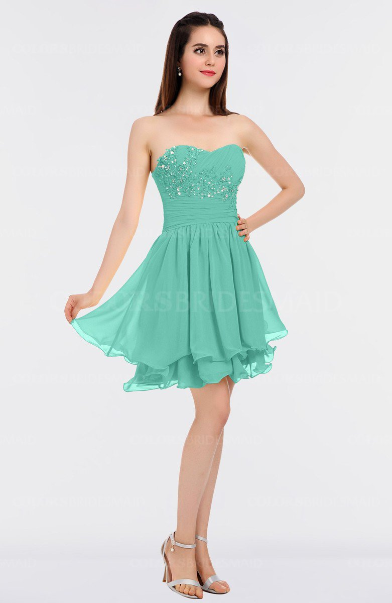 ColsBM Makenna Mint Green Bridesmaid Dresses - ColorsBridesmaid