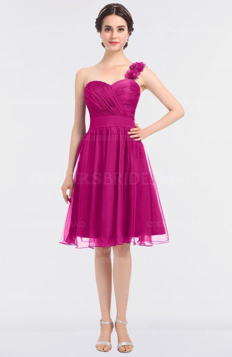 Colsbm Emelia Hot Pink Bridesmaid