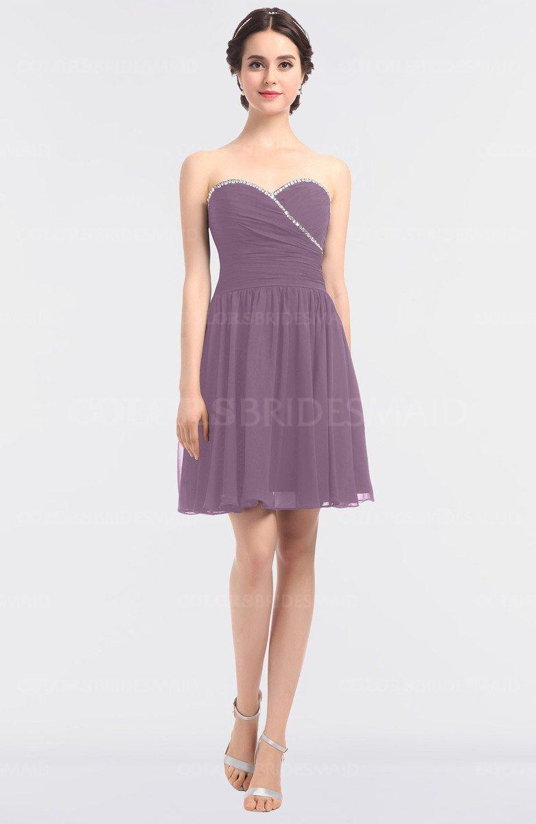 a12db102a5f ColsBM Averi Mauve Mature A-line Zip up Mini Beaded Bridesmaid Dresses