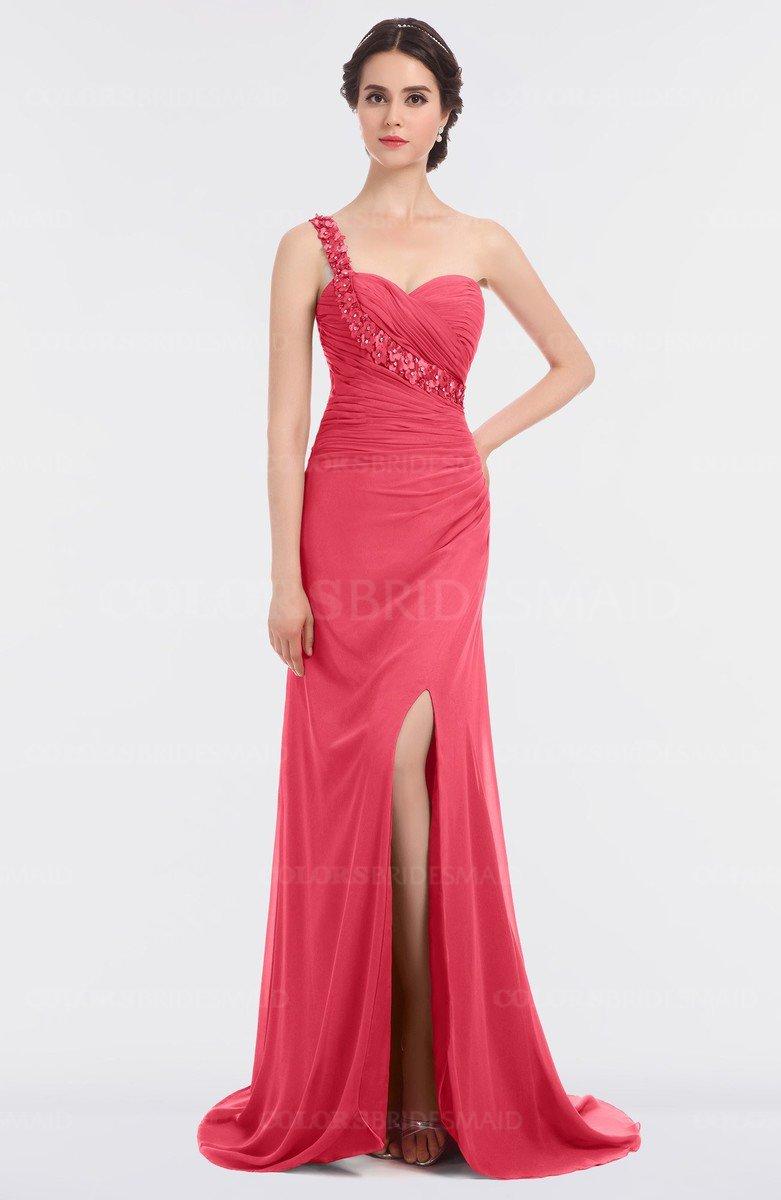 Colsbm Selah Guava Bridesmaid Dresses