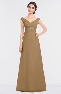 Tan color dresses