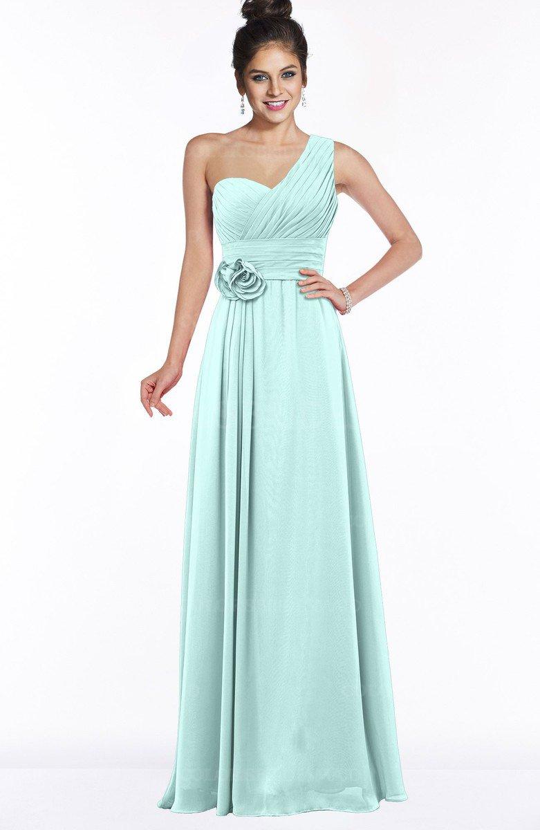 ColsBM Tegan Blue Glass Bridesmaid Dresses - ColorsBridesmaid