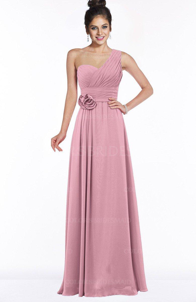 ColsBM Tegan Light Coral Bridesmaid Dresses - ColorsBridesmaid