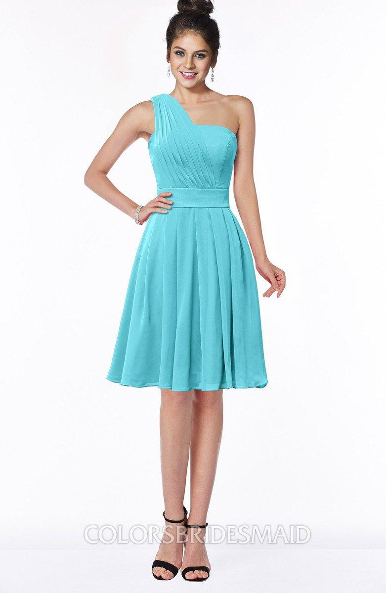 Cute Turquoise Dresses