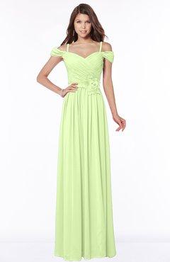 ColsBM Kate Butterfly Luxury V-neck Short Sleeve Zip up Chiffon Bridesmaid Dresses