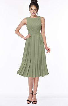 ColsBM Aileen Bog Gorgeous A-line Sleeveless Chiffon Pick up Bridesmaid Dresses