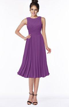 ColsBM Aileen Dahlia Gorgeous A-line Sleeveless Chiffon Pick up Bridesmaid Dresses