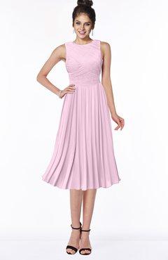 ColsBM Aileen Fairy Tale Gorgeous A-line Sleeveless Chiffon Pick up Bridesmaid Dresses
