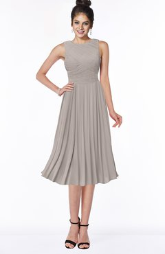 ColsBM Aileen Fawn Gorgeous A-line Sleeveless Chiffon Pick up Bridesmaid Dresses