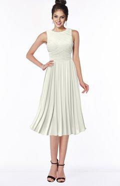ColsBM Aileen Ivory Gorgeous A-line Sleeveless Chiffon Pick up Bridesmaid Dresses