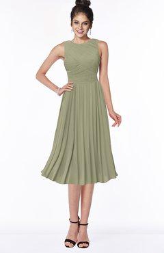 ColsBM Aileen Sponge Gorgeous A-line Sleeveless Chiffon Pick up Bridesmaid Dresses