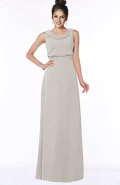 ColsBM Eileen Ashes Of Roses Gorgeous A-line Scoop Sleeveless Floor Length Bridesmaid Dresses
