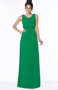ColsBM Eileen Jelly Bean Gorgeous A-line Scoop Sleeveless Floor Length Bridesmaid Dresses
