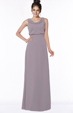 ColsBM Eileen Sea Fog Gorgeous A-line Scoop Sleeveless Floor Length Bridesmaid Dresses