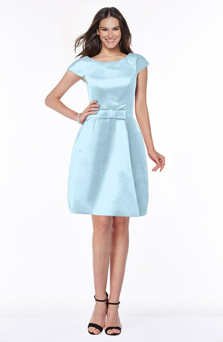ColsBM Noor Ice Blue Bridesmaid Dresses - ColorsBridesmaid