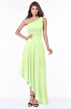 ColsBM Maggie Butterfly Luxury A-line Zip up Chiffon Floor Length Ruching Bridesmaid Dresses
