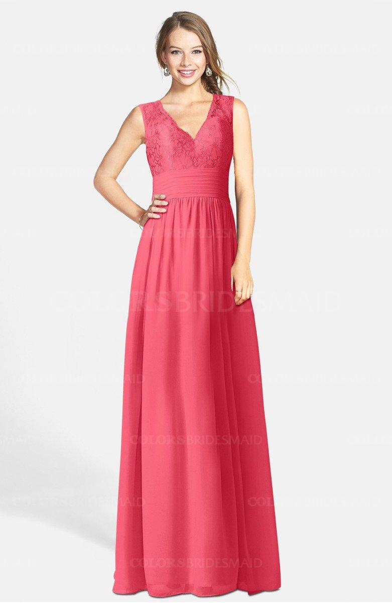 Colsbm Ciara Guava Bridesmaid Dresses