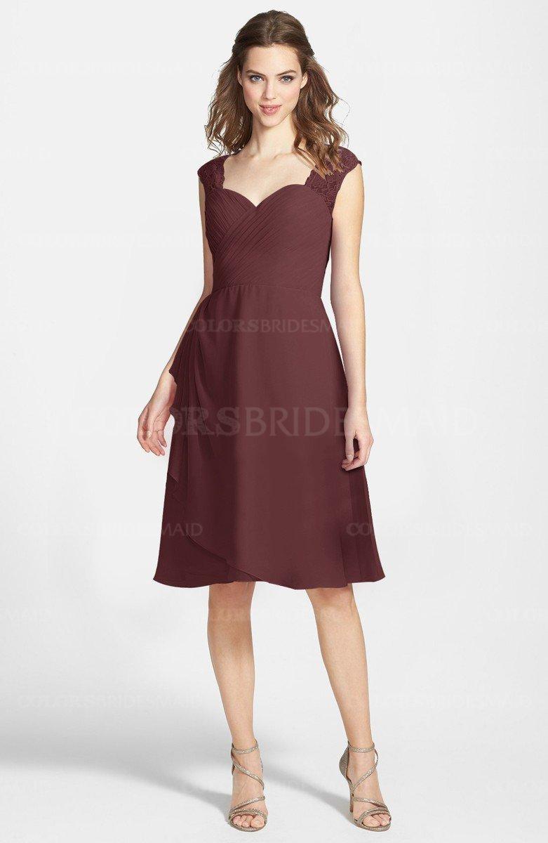 Colsbm Kali Burgundy Bridesmaid Dresses