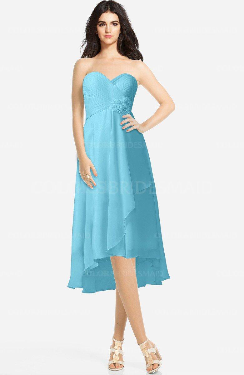 ColsBM Kasey Light Blue Bridesmaid Dresses - ColorsBridesmaid