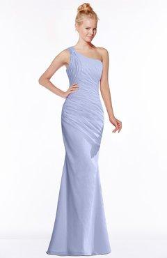 ColsBM Michelle Blue Heron Simple A-line Sleeveless Chiffon Floor Length Bridesmaid Dresses