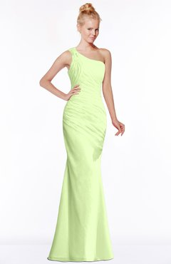 ColsBM Michelle Butterfly Simple A-line Sleeveless Chiffon Floor Length Bridesmaid Dresses