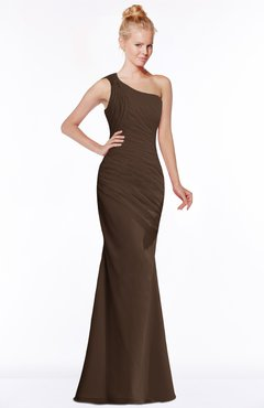 ColsBM Michelle Copper Simple A-line Sleeveless Chiffon Floor Length Bridesmaid Dresses