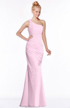 ColsBM Michelle Fairy Tale Simple A-line Sleeveless Chiffon Floor Length Bridesmaid Dresses
