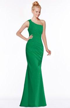 ColsBM Michelle Jelly Bean Simple A-line Sleeveless Chiffon Floor Length Bridesmaid Dresses