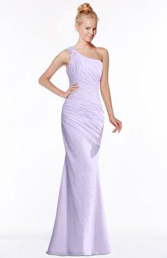 ColsBM Michelle Light Purple Simple A-line Sleeveless Chiffon Floor Length Bridesmaid Dresses