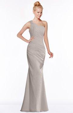 ColsBM Michelle Mushroom Simple A-line Sleeveless Chiffon Floor Length Bridesmaid Dresses