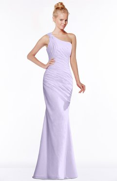 ColsBM Michelle Pastel Lilac Simple A-line Sleeveless Chiffon Floor Length Bridesmaid Dresses