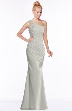 ColsBM Michelle Platinum Simple A-line Sleeveless Chiffon Floor Length Bridesmaid Dresses