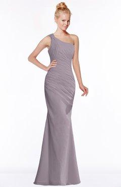 ColsBM Michelle Sea Fog Simple A-line Sleeveless Chiffon Floor Length Bridesmaid Dresses