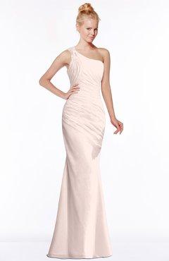 ColsBM Michelle Silver Peony Simple A-line Sleeveless Chiffon Floor Length Bridesmaid Dresses