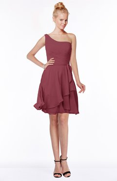 Wine colored dresses for a wedding