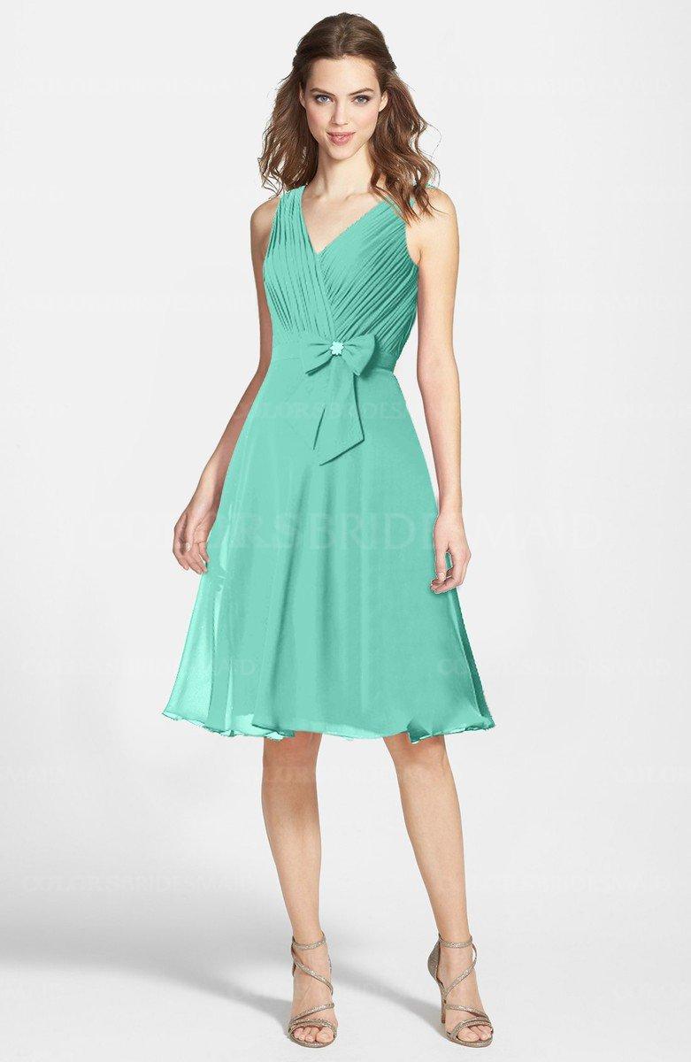 ColsBM Elsie Mint Green Bridesmaid Dresses - ColorsBridesmaid