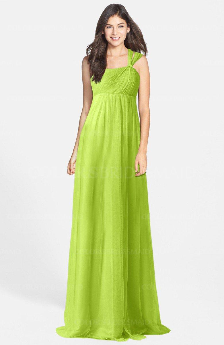 ColsBM Maddison Lime Green Bridesmaid Dresses - ColorsBridesmaid