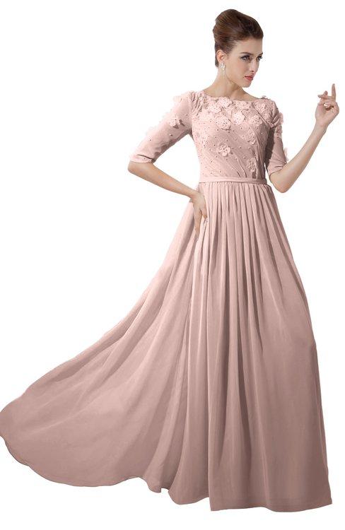 Colsbm Emily Dusty Rose Bridesmaid Dresses Colorsbridesmaid