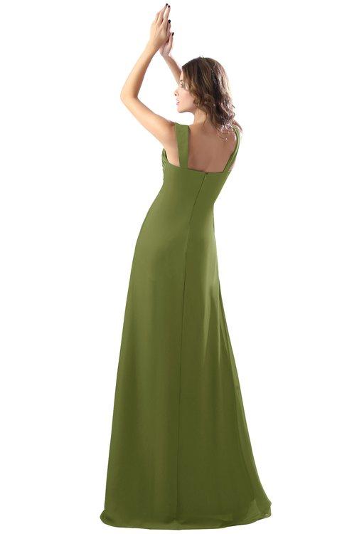 ColsBM Diana Olive Green Bridesmaid Dresses - ColorsBridesmaid