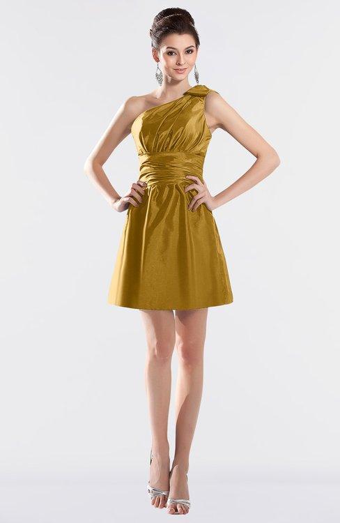ColsBM Kailani Harvest Gold Bridesmaid Dresses