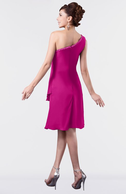 ColsBM Mallory Hot Pink Bridesmaid Dresses - ColorsBridesmaid